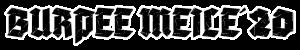 Burpeemeile Logo